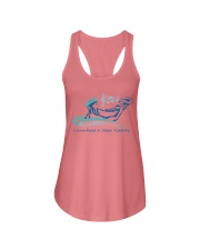 CPJMA Logo Ladies Flowy Tank tile