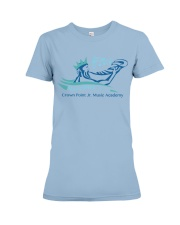 CPJMA Logo Premium Fit Ladies Tee thumbnail