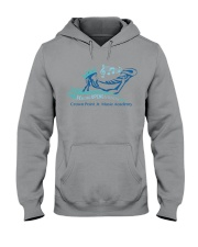 CPJMA Logo Hooded Sweatshirt thumbnail