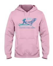 CPJMA Logo Hooded Sweatshirt front