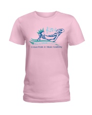 CPJMA Logo Ladies T-Shirt thumbnail