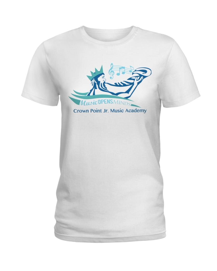 CPJMA Logo Ladies T-Shirt