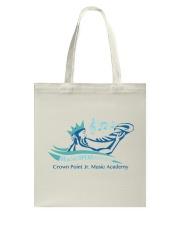 CPJMA Logo Tote Bag back