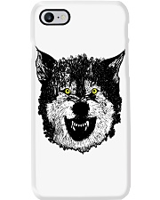 Wolf II Classic T-Shirt Phone Case tile