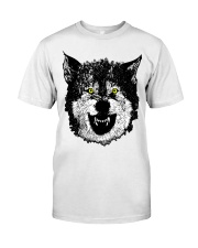 Wolf II Classic T-Shirt Premium Fit Mens Tee tile