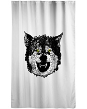 Wolf II Classic T-Shirt Window Curtain tile