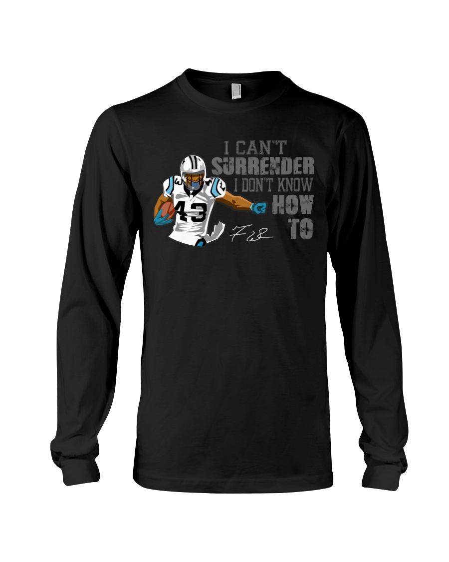 Limited Edition Fozzy Whittaker Design Long Sleeve Tee