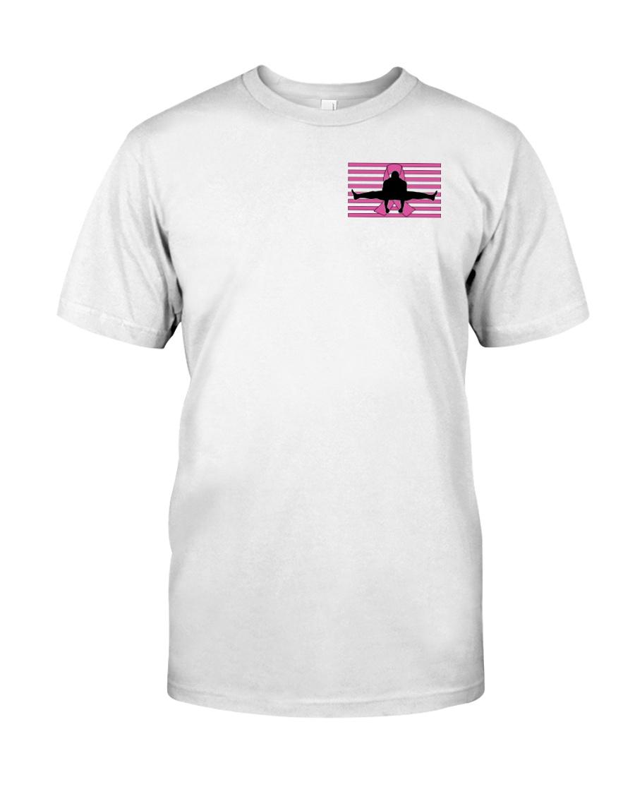 Official Bas Rutten -Kick Cancer- Apparel Classic T-Shirt