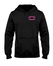 Official Bas Rutten -Kick Cancer- Apparel Hooded Sweatshirt thumbnail