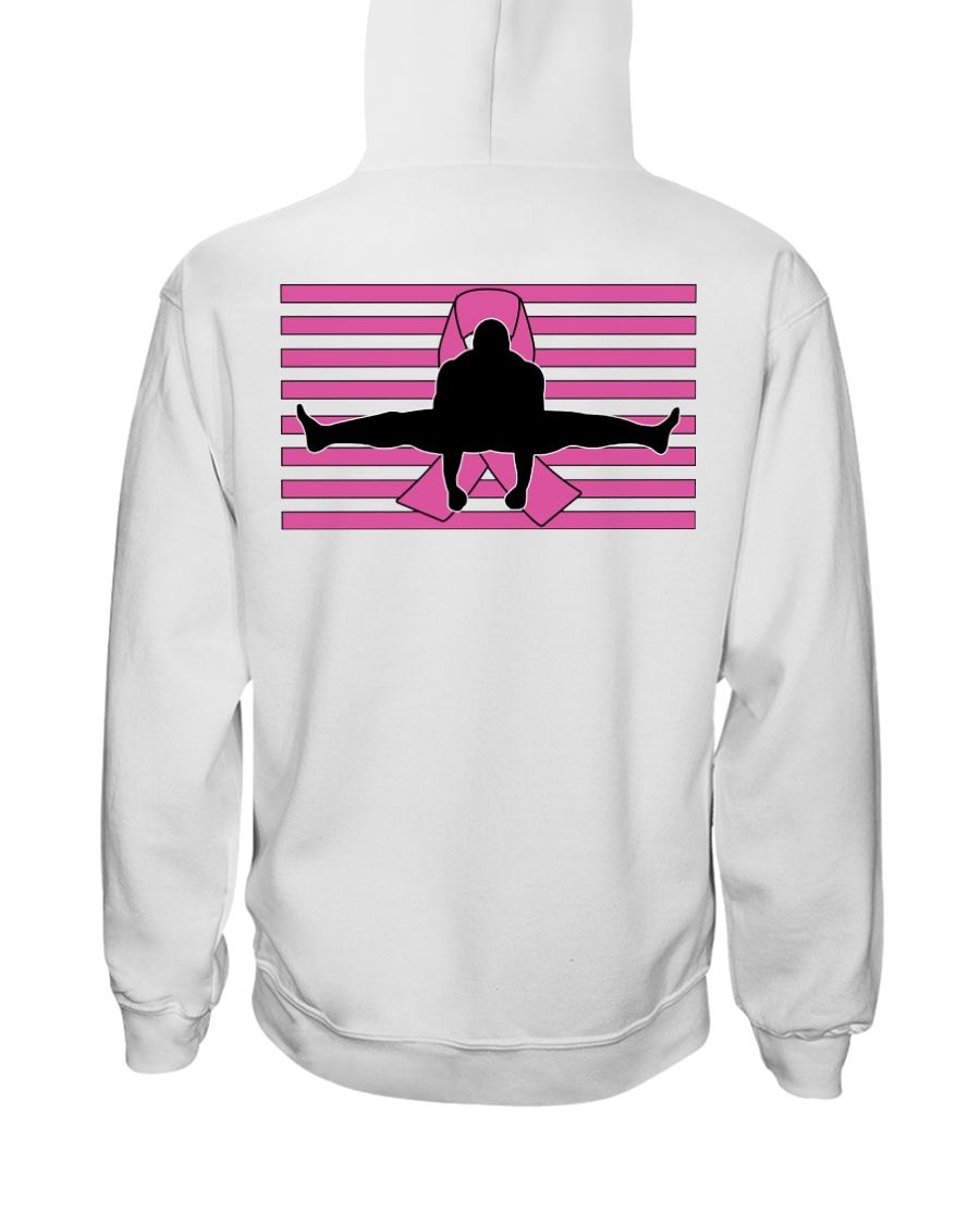 Official Bas Rutten -Kick Cancer- Apparel Hooded Sweatshirt