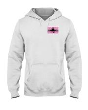 Official Bas Rutten -Kick Cancer- Apparel Hooded Sweatshirt front
