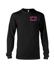 Official Bas Rutten -Kick Cancer- Apparel Long Sleeve Tee thumbnail