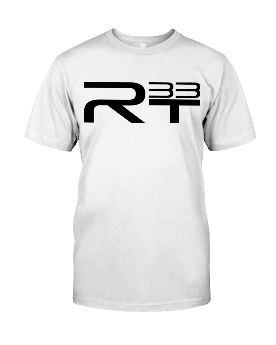 Official Robert Turbin Custom Design Classic T-Shirt