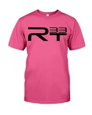 Official Robert Turbin Custom Design Premium Fit Mens Tee thumbnail