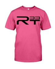 Official Robert Turbin Custom Design Premium Fit Mens Tee front