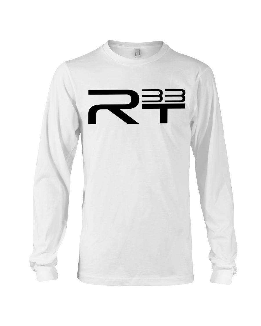 Official Robert Turbin Custom Design Long Sleeve Tee