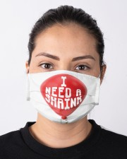 I Need A Shrink Cloth face mask aos-face-mask-lifestyle-01
