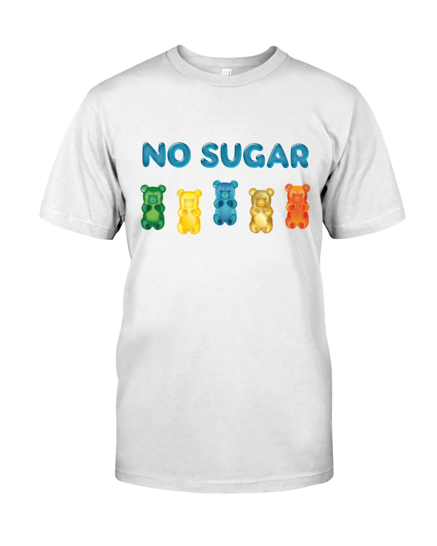 NO SUGAR  Classic T-Shirt