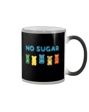 NO SUGAR  Color Changing Mug color-changing-right