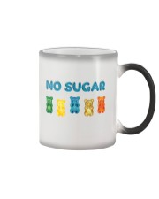 NO SUGAR  Color Changing Mug thumbnail