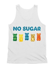 NO SUGAR  All-over Unisex Tank thumbnail