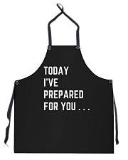 To I've Prepared for You Apron thumbnail