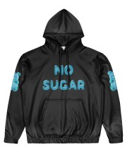 NO SUGAR  Men's All Over Print Hoodie front