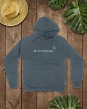 ALL PROTEINCO HOODIE Hooded Sweatshirt lifestyle-unisex-hoodie-front-7