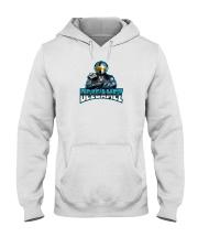 DezGamez New Logo Hooded Sweatshirt thumbnail