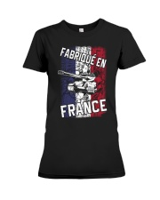 FROM FRANCE Premium Fit Ladies Tee thumbnail