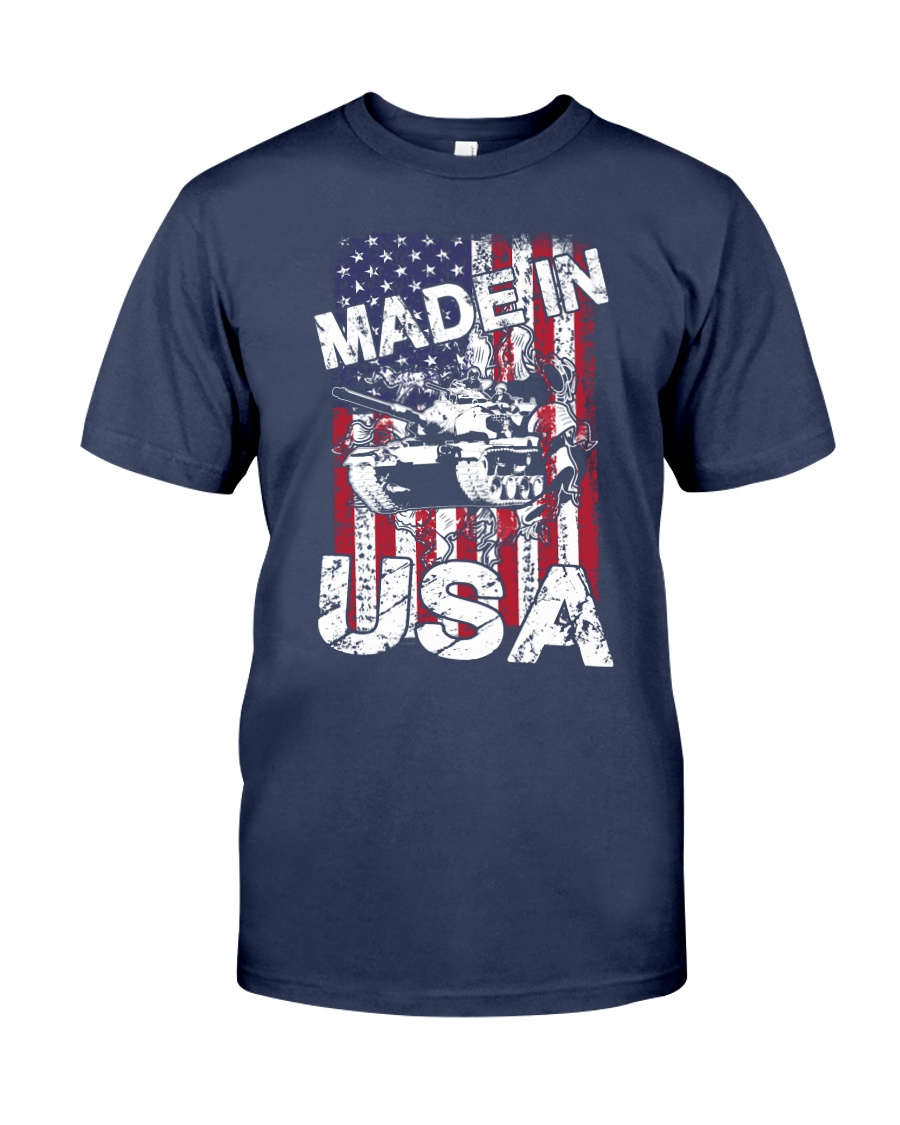 FROM USA Premium Fit Mens Tee