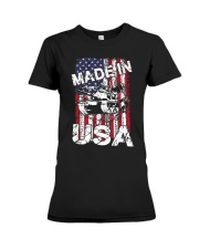 FROM USA Premium Fit Ladies Tee thumbnail