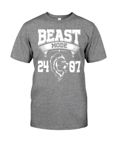 Beast Mode 24 07