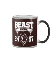 Beast Mode 24 07 Color Changing Mug tile