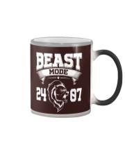 Beast Mode 24 07 Color Changing Mug thumbnail
