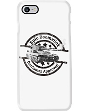 Epic Boomstick - Big logo Phone Case tile