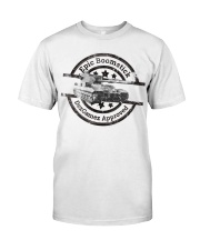 Epic Boomstick - Big logo Premium Fit Mens Tee front