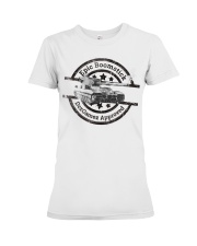 Epic Boomstick - Big logo Premium Fit Ladies Tee tile