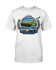 Boomstick - 7 Years Of Derping Premium Fit Mens Tee front