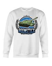 Boomstick - 7 Years Of Derping Crewneck Sweatshirt thumbnail