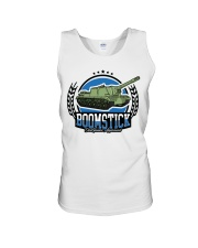 Boomstick - 7 Years Of Derping Unisex Tank thumbnail