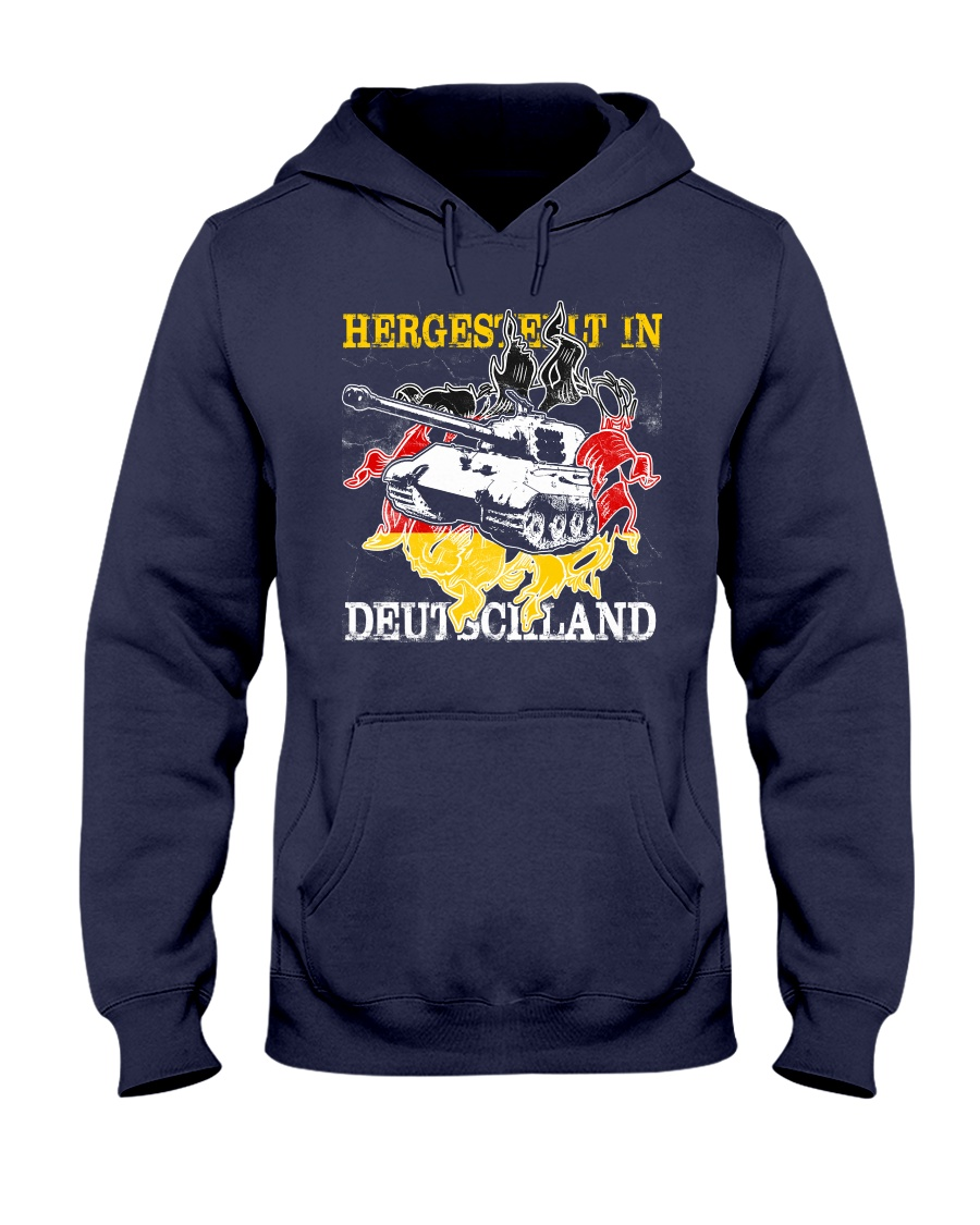 FROM GERMANY Hooded Sweatshirt