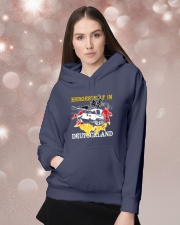 FROM GERMANY Hooded Sweatshirt lifestyle-holiday-hoodie-front-1