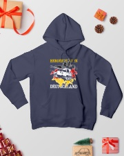 FROM GERMANY Hooded Sweatshirt lifestyle-holiday-hoodie-front-2