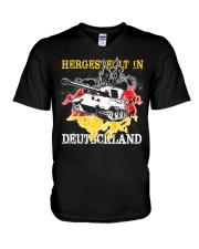 FROM GERMANY V-Neck T-Shirt thumbnail