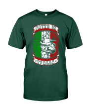FROM ITALY Premium Fit Mens Tee front