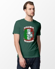 FROM ITALY Premium Fit Mens Tee lifestyle-mens-crewneck-front-12