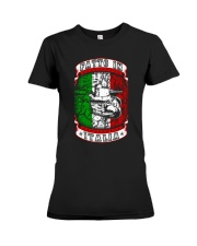 FROM ITALY Premium Fit Ladies Tee thumbnail