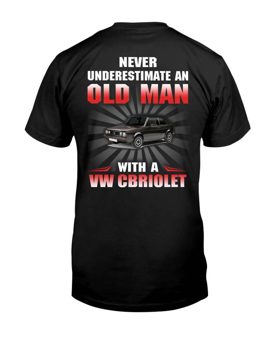Special Shirt - Old Man Classic T-Shirt