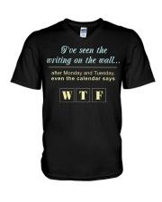 The Calendar V-Neck T-Shirt thumbnail